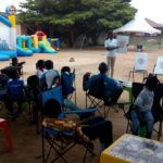 Oral Health education program - Ripples ARP
